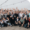 youperience and PARX at company event in Amsterdam